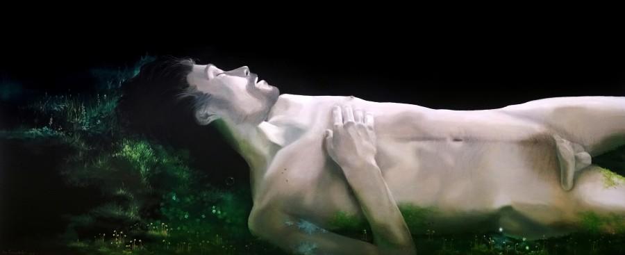 While Dreaming Moss (Sapnuojant samanas)